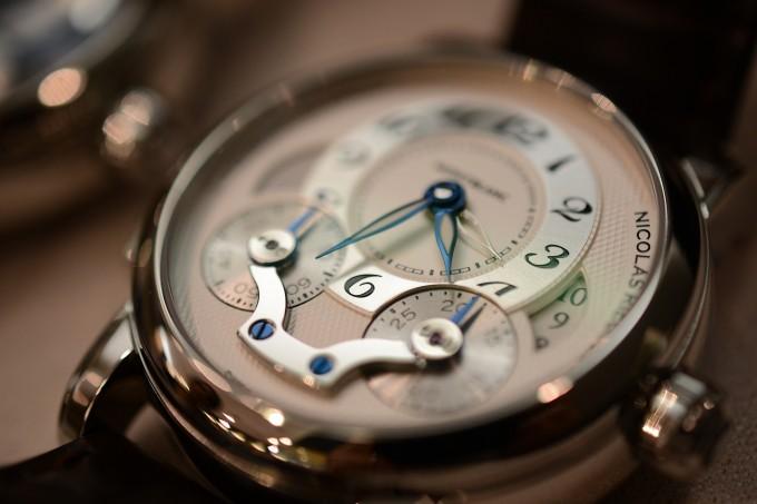 Часы Montblanc. Nicolas Rieussec. Мнение. Фото. Цены