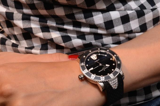 Часы nardin lady