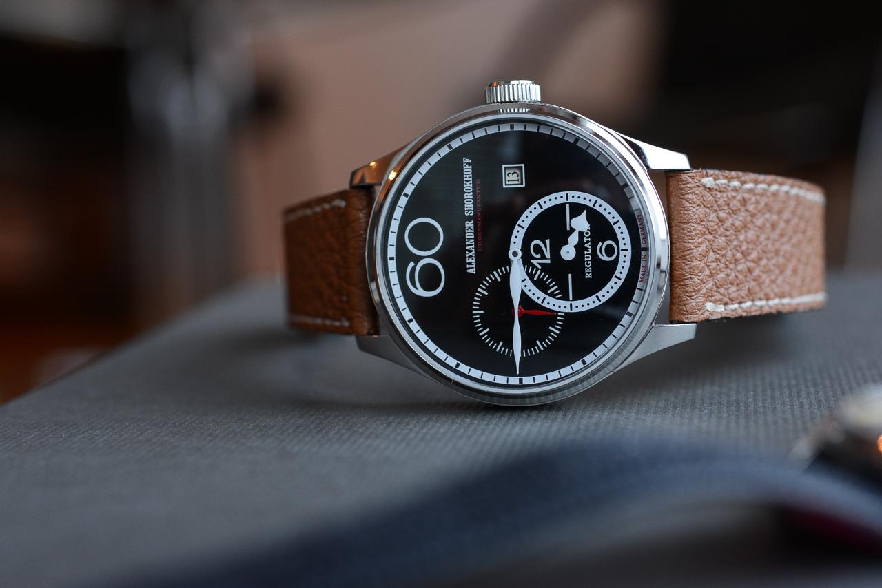 Alexander Shorokhoff - Regulator - buy luxury watches in Geramny