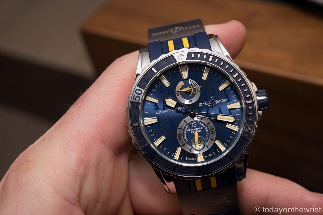 Часы Ulysse Nardin - watches-mastercom