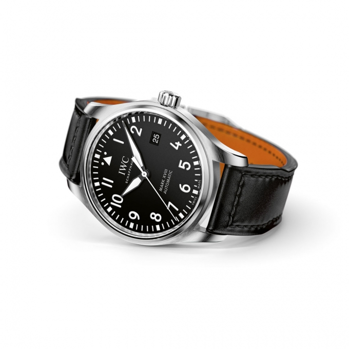 IWC Schaffhausen Pilot's Watch Mark XVIII