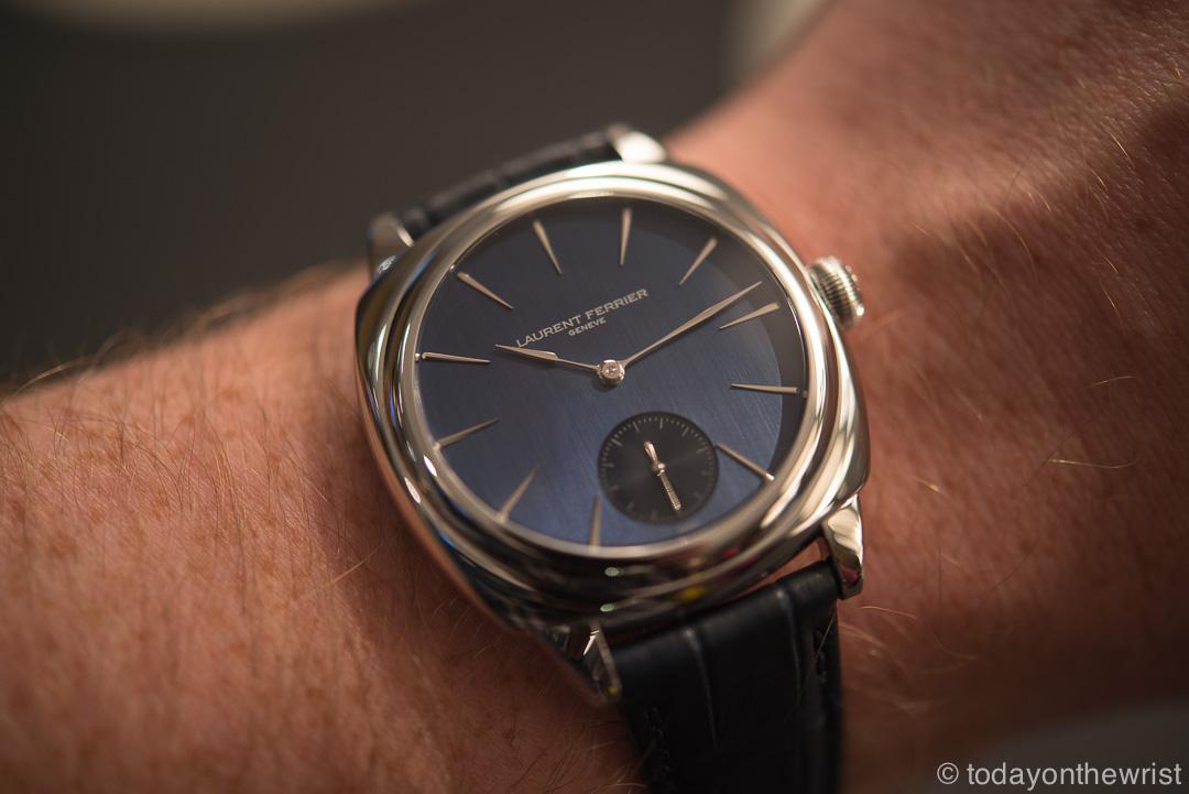 Часы Laurent Ferrier – лучшие независимые часовщики наших дней