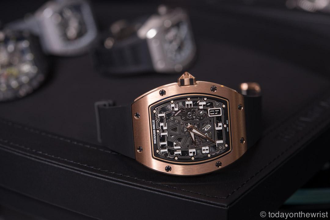 Часы Richard Mille RM 67-01 Extra Flat в Мюнхене