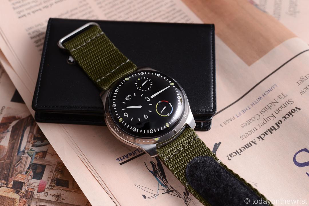Часы для дайвинга Ressence Type 5