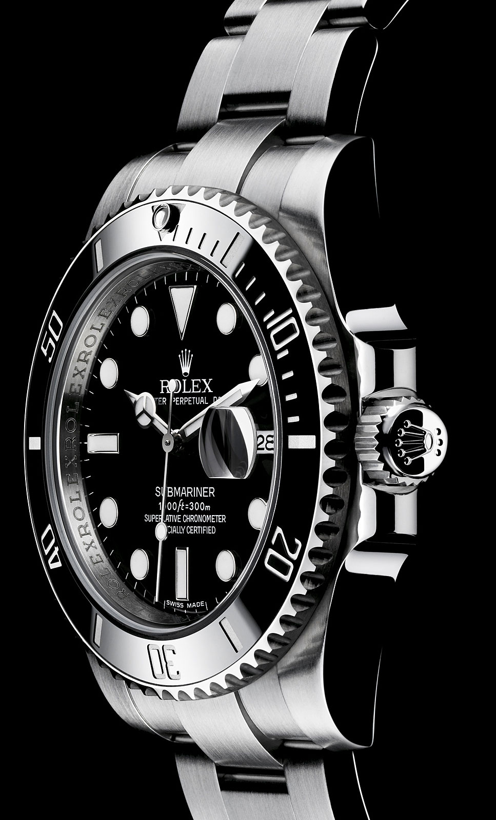 Rolex-Submariner-116610-LN-Side