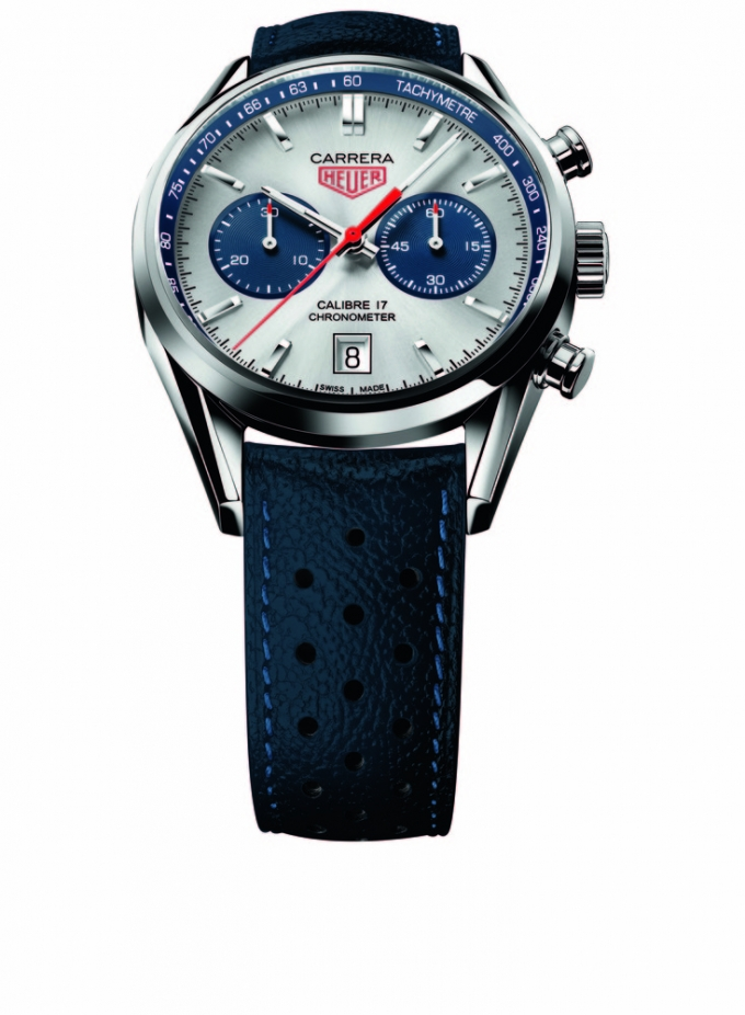 TAG HEUER CARRRERA CALIBRE 17 CHRONOGRAPH 2013