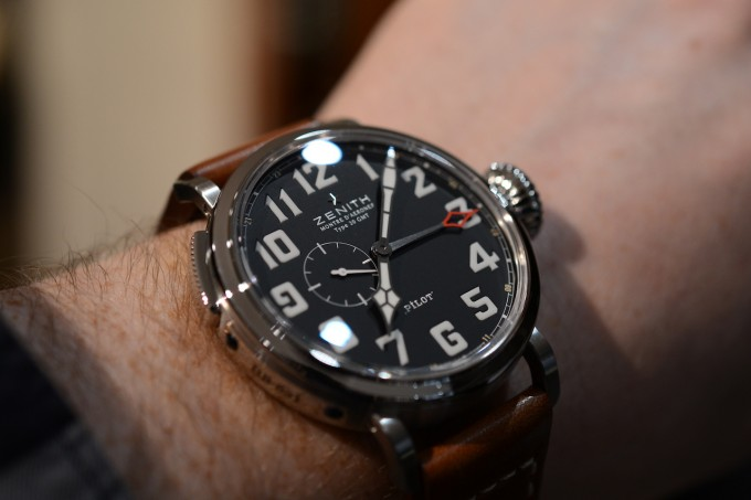 Pilot Montre D'Aéronef Type 20 GMT