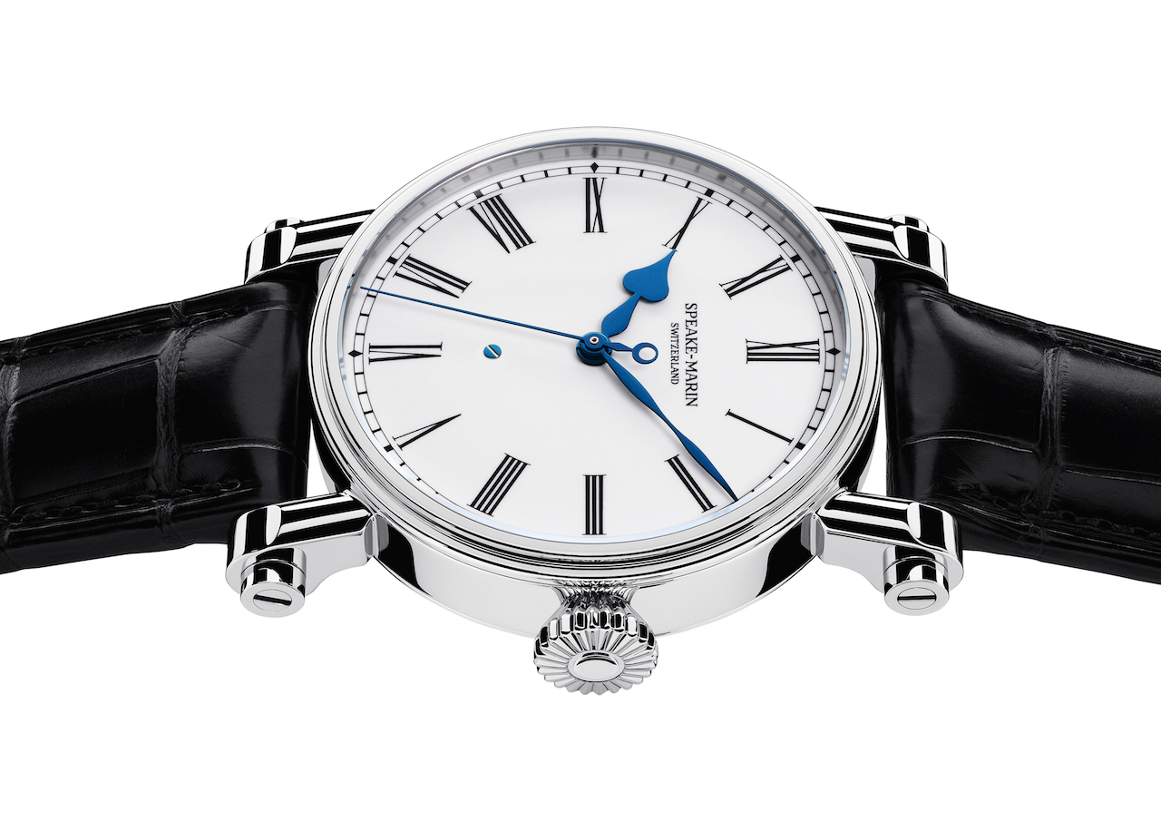 Speake-Marin Resilience Enemel 38 mm