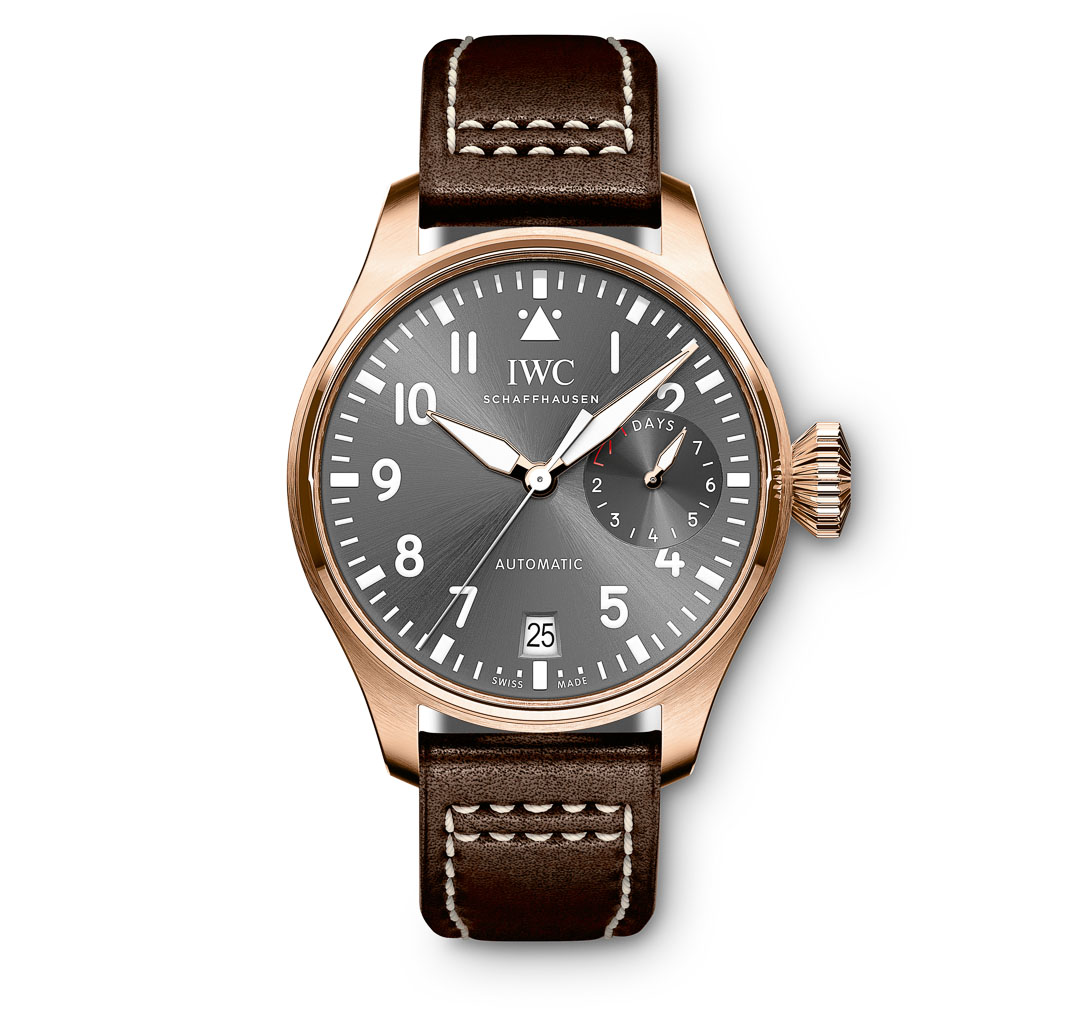 IWC Big Pilot's watch
